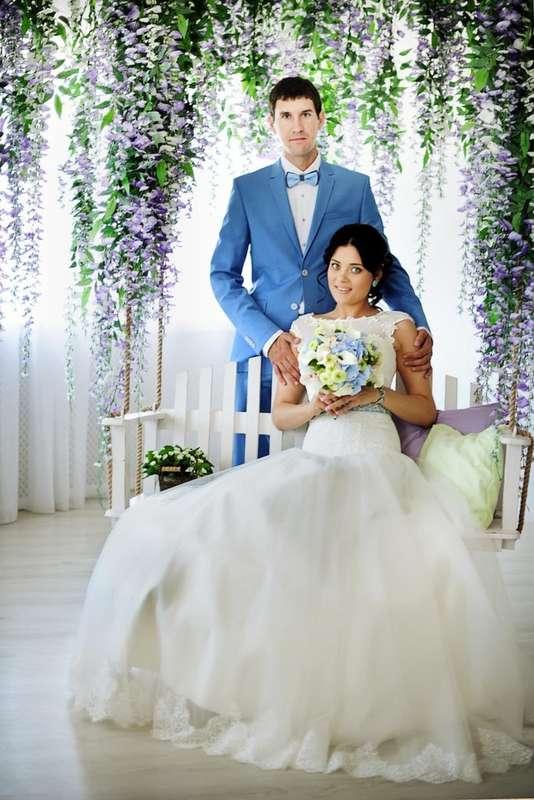 Невеста Мария! Свадебное платье Rosabel, Jasmine Empire, Luxury collection. - фото 14892714 Свадебный салон Юлии Савиной