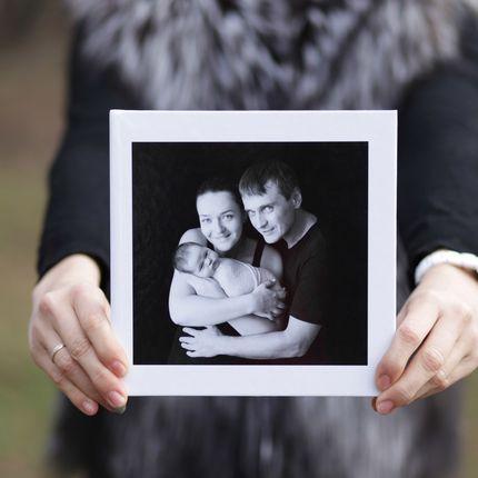 Фотокнига Первый годик малыша