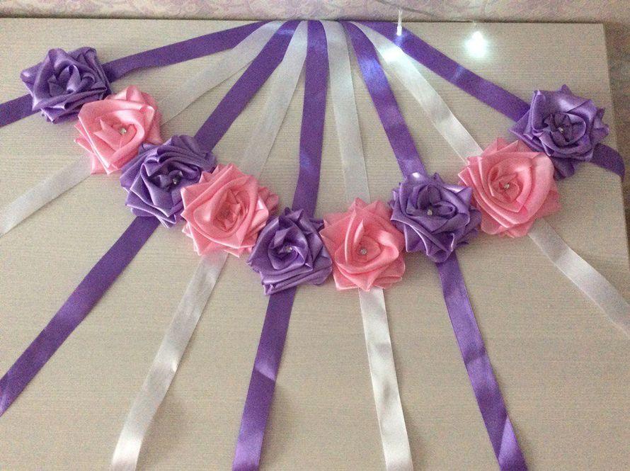 """браслетики для подружек невесты в наличии сиреневый,розовый,персиковый, желтый,синий - фото 15767482 Свадебный салон """" Примадонна"""""""