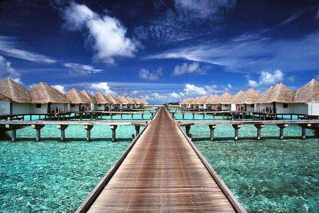 Мальдивы раз