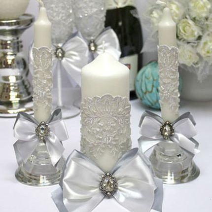 Домашний очаг и 2 свечи