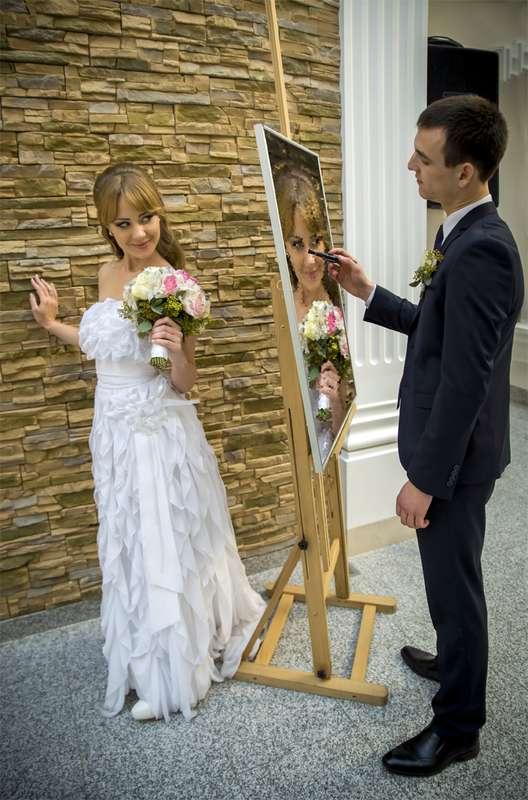 художник и .... - фото 3225197 Фотограф Дмитрий Гайдук