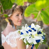 свадьба на пляже Макао, Доминикана, пляж, океан, счастье