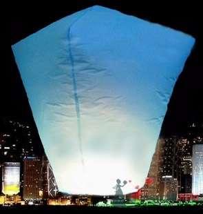 """Голубая пирамида - фото 43542 Студии """"Сакура"""" - свадебные аксессуары"""