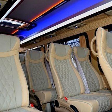 Аренда Vip микроавтобуса 22 места