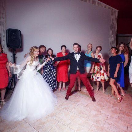 Ведущий на свадьбу, 5-6 часов