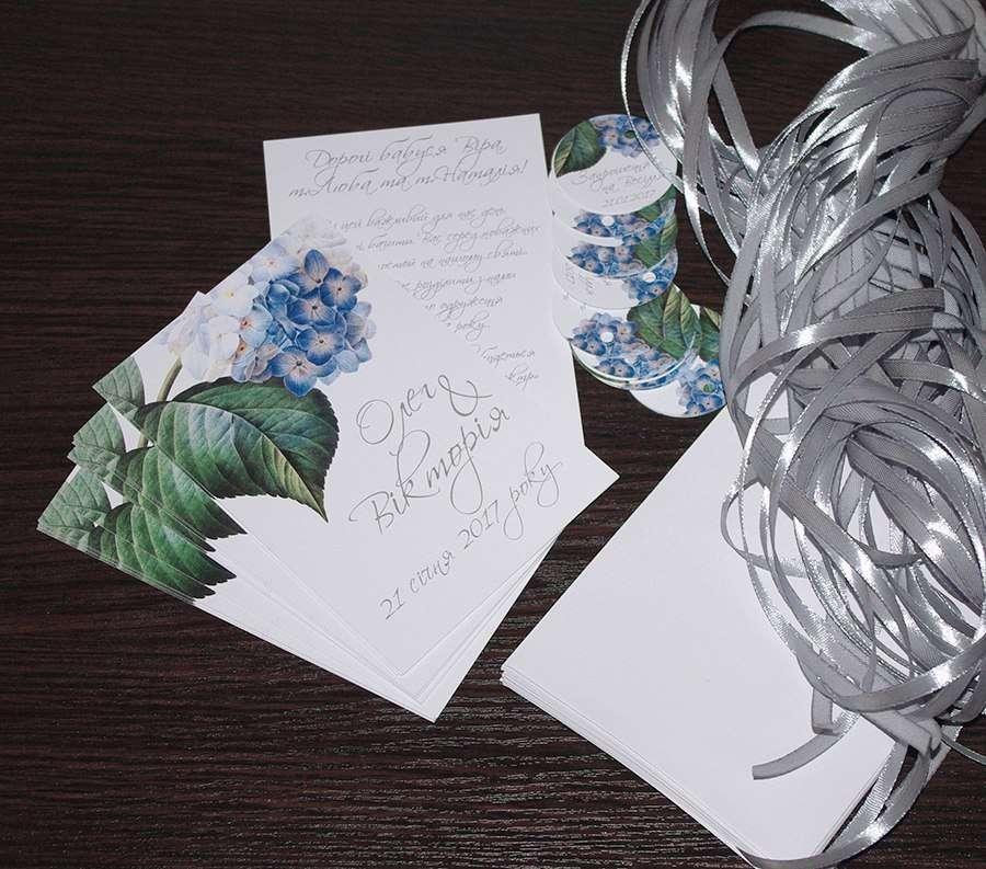 Для Олега и Виктории! #свадебныепригласительные #весільнізапрошення - фото 13254480 Пригласительные от Style wedding