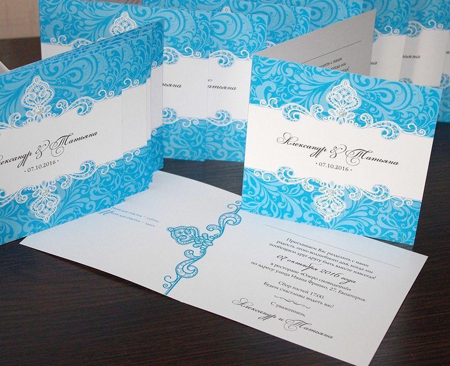 Фото 13254494 в коллекции Портфолио - Пригласительные от Style wedding