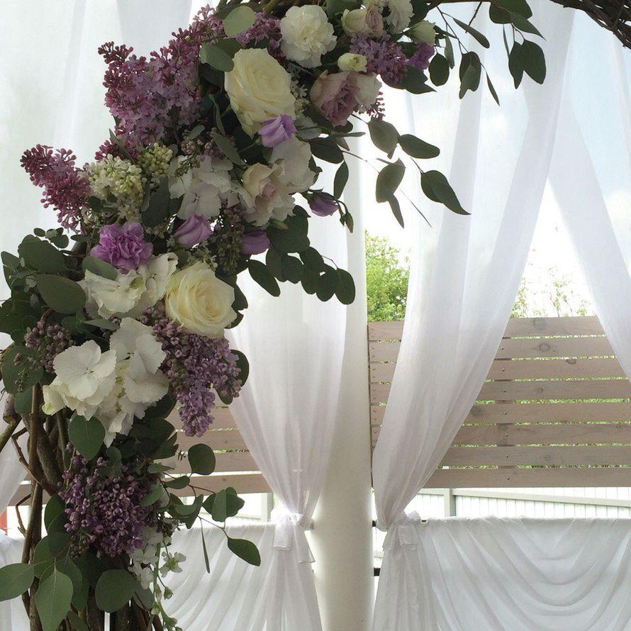 Фото 10644162 в коллекции Свадебная флористика и декор - Ирина Столповских - флористика и декор
