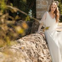 Свадебное платье Carpediem из коллекции Rembo Styling