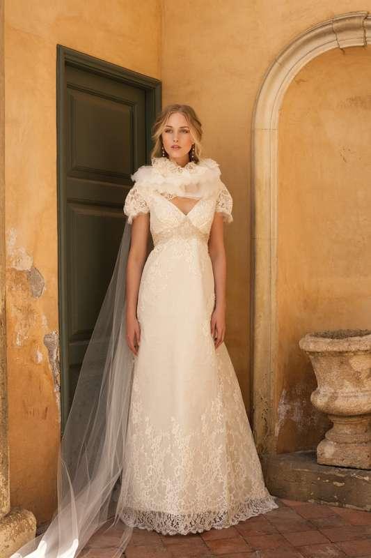 Свадебное платье Juliette из коллекции Rembo Styling - фото 3240163 Свадебная студия The One, платья