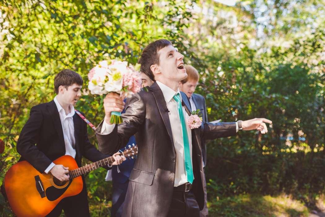 Фото 3267525 в коллекции Свежая и сочно-зелёная свадьба Андрея и Ирины - Фотограф Демьянова Илона