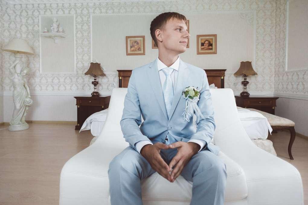 Фото 3267711 в коллекции Воздушная и струящаяся свадьба Даши и Вовы - Фотограф Демьянова Илона