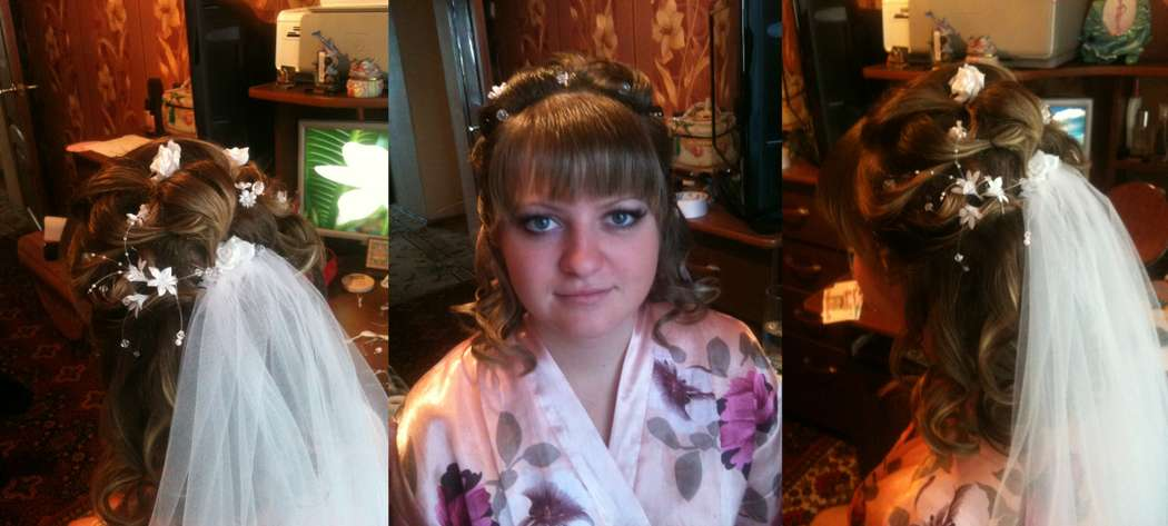 Фото 3249621 в коллекции Девчули-красотули. - Свадебный стилист Наталья Данилова