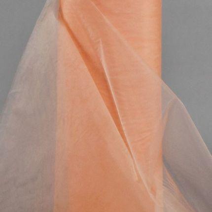 Фатин персиковый (ширина 3 м)