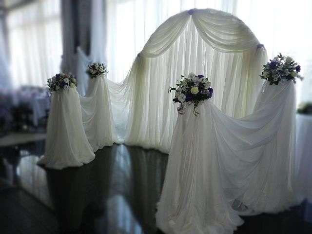 Угол невесты своими руками 8