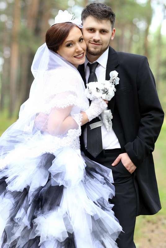 Черно-белая свадьбы - фото 3626747 Wedding magic - организация свадеб