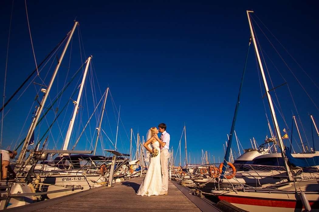 """Свадьба на море - фото 5958990 Агентство """"Счастливы в Испании"""""""