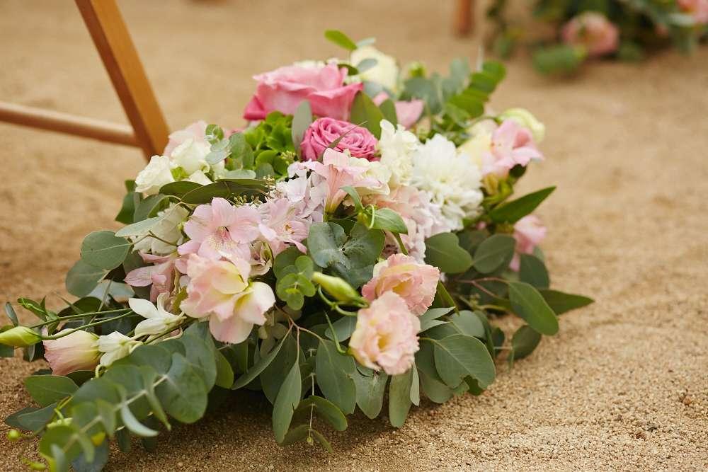"""Свадебные церемонии на берегу Средиземного моря в Испании. - фото 7088674 Агентство """"Счастливы в Испании"""""""