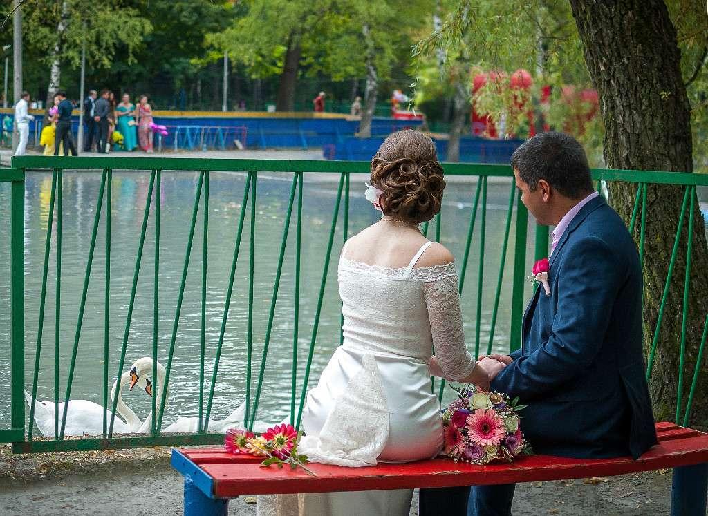 Фото 3312081 в коллекции Свадебный альбом - Фотограф Сергей Салманов