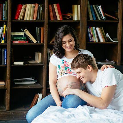 Фотосессии беременности, 1 час