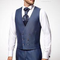 Мужской свадебный костюм-тройка