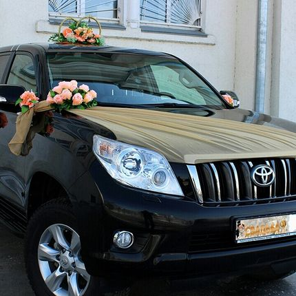 Прокат Toyota LC Prado