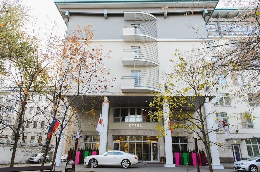 Фото 14423088 в коллекции Портфолио - Отель Mamaison Pokrovka 5*