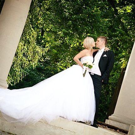 Классическая свадебная фотосъемка