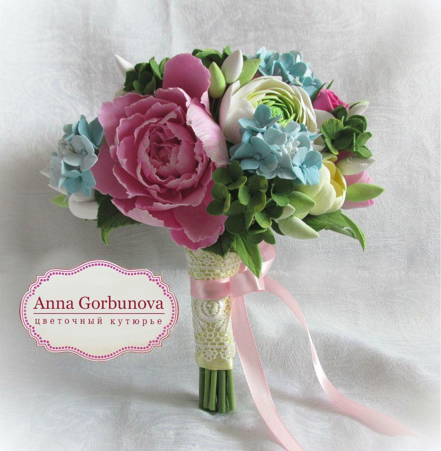 Фото 7682650 в коллекции Портфолио - Анна Горбунова - цветочный кутюрье