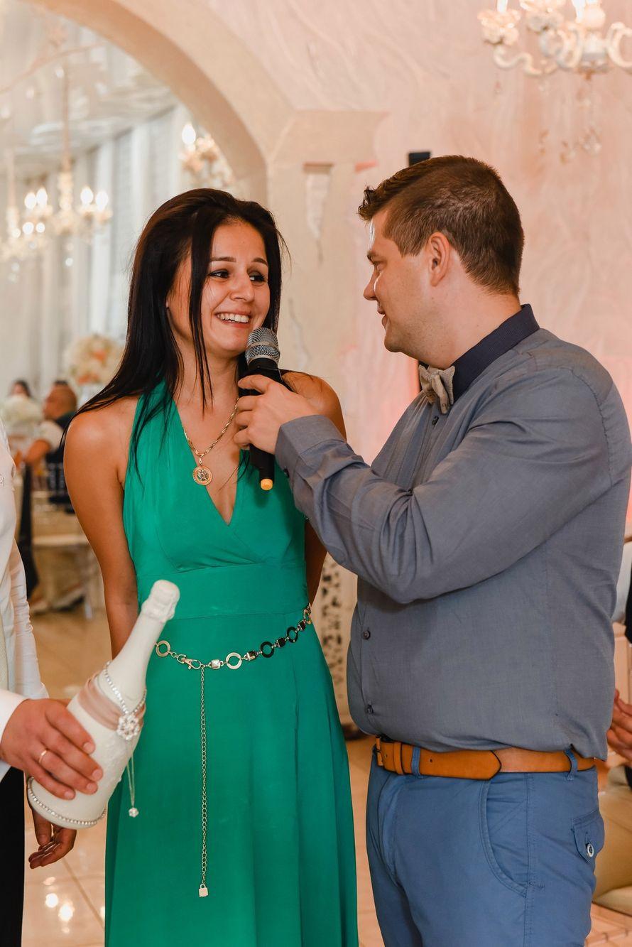 Нет слов, одна улыбка - фото 8689496 Ведущий Денис Бондарев