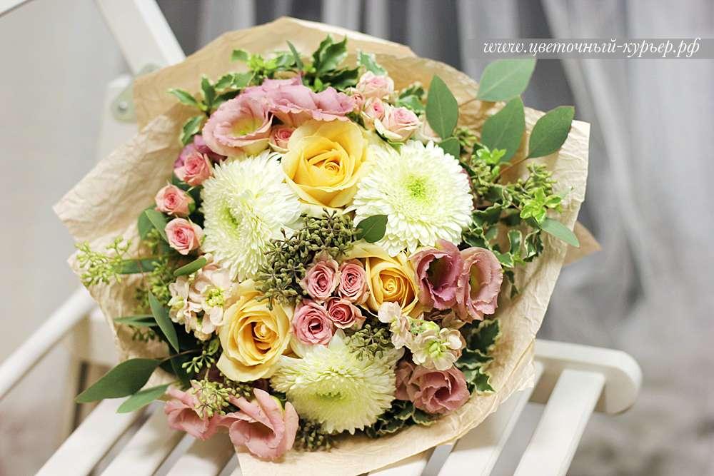 нас букеты цветов на свадьбу в подарок все, если