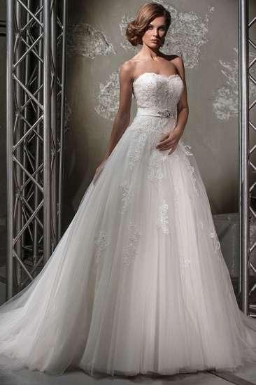 Фото 3383859 в коллекции Свадебная и вечерняя - Свадебный салон Regina