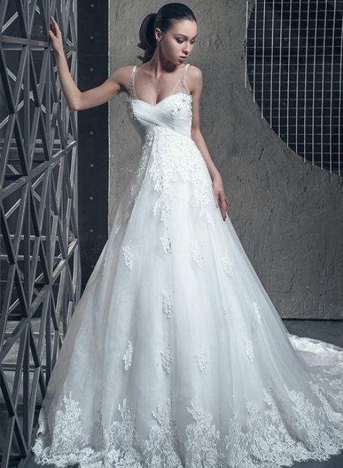Фото 3383935 в коллекции Свадебная и вечерняя - Свадебный салон Regina