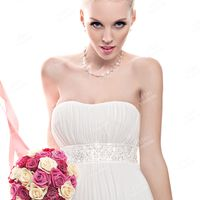 Свадебное платье D8420
