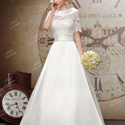 Свадебное платье - модель SL0079