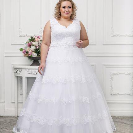 Свадебное платье А-0016