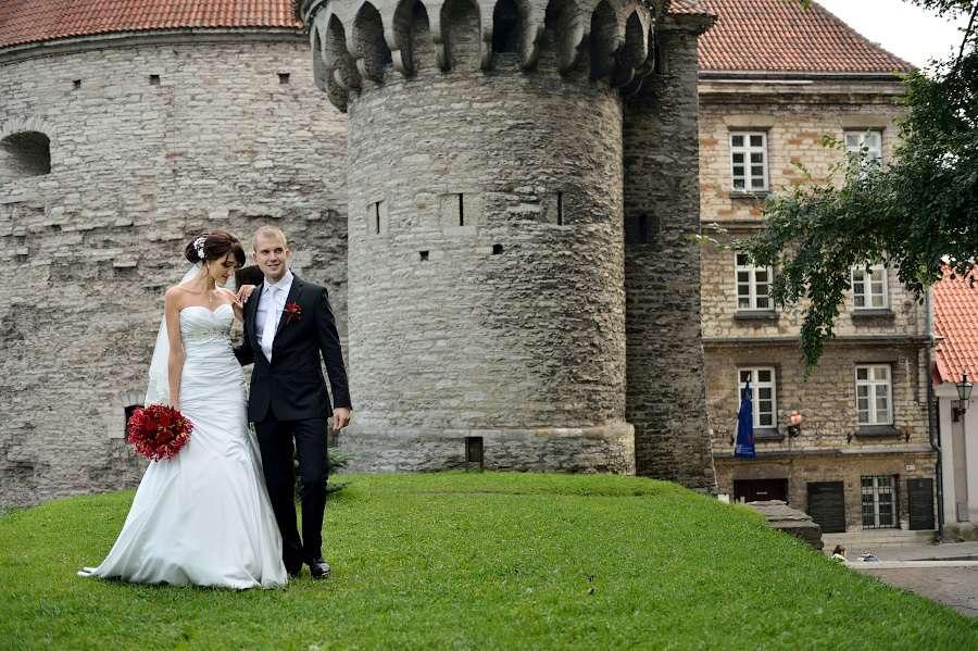 Свадебные фотографы таллинн