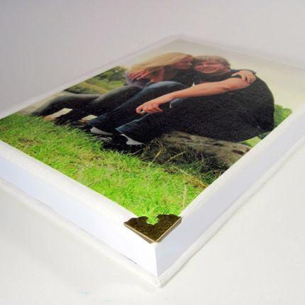 Книги пожеланий с фото на обложке