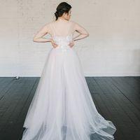 Больше фото:   Свадебное платье «Ноэми» Цена: 42 900 ₽  Возможные цвета: - белый - молочный - нежно-розовый - жемчужно-кофейный - припыленно-сиреневый - припыленно-серый  При отсутствии в наличии нужного размера это платье может быть выполнено в размерах