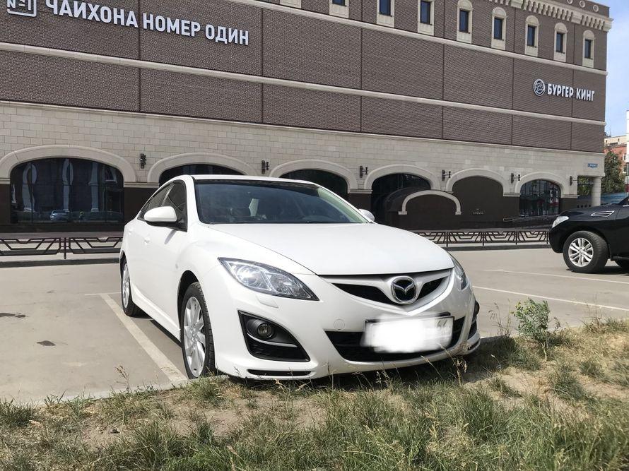 Mazda 6 в аренду