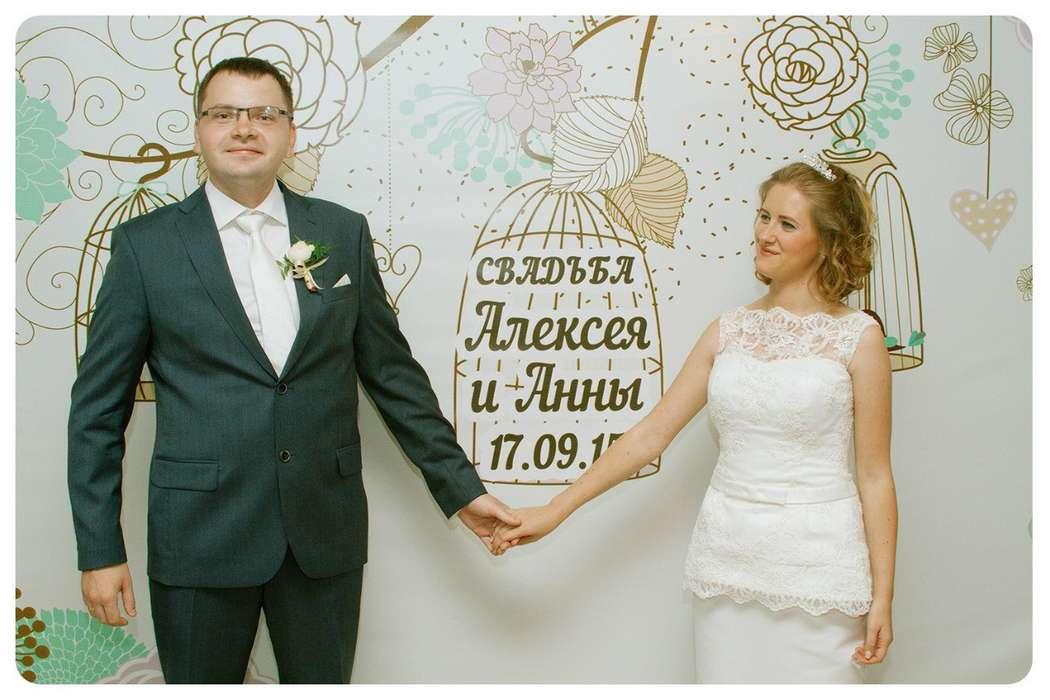 что баннер на свадьбу фото в москве приглашают