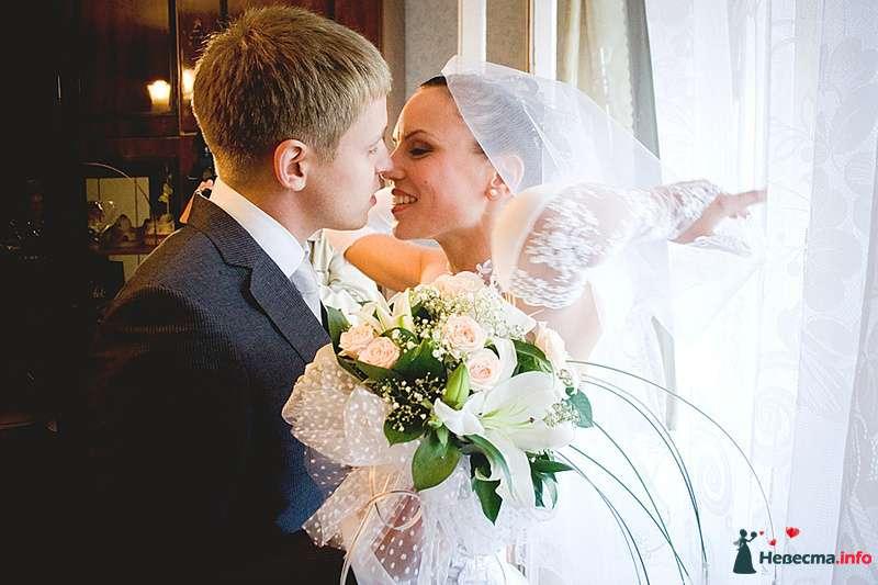 Фото 210712 в коллекции Фотографии со свадеб - Портрет-холл. Студия фотопортрета.