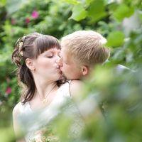 Фотографии с реальной свадьбы