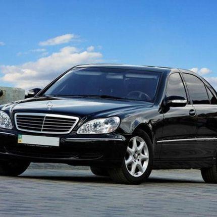 Аренда Mercedes Benz S  Class W220