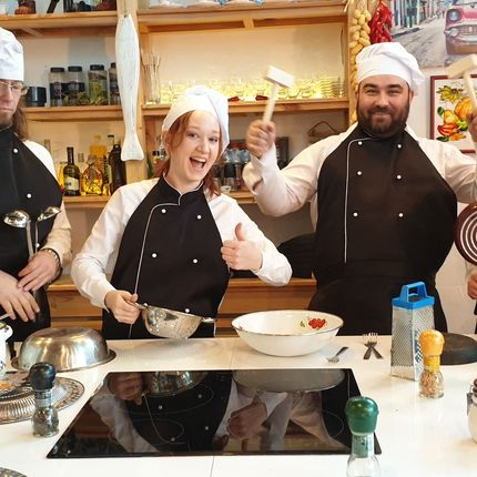 Кухонное шоу