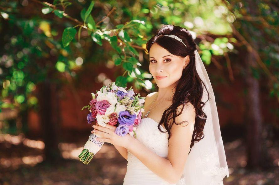Невеста Эля - фото 3488593 Стилист Дарья Мельникова