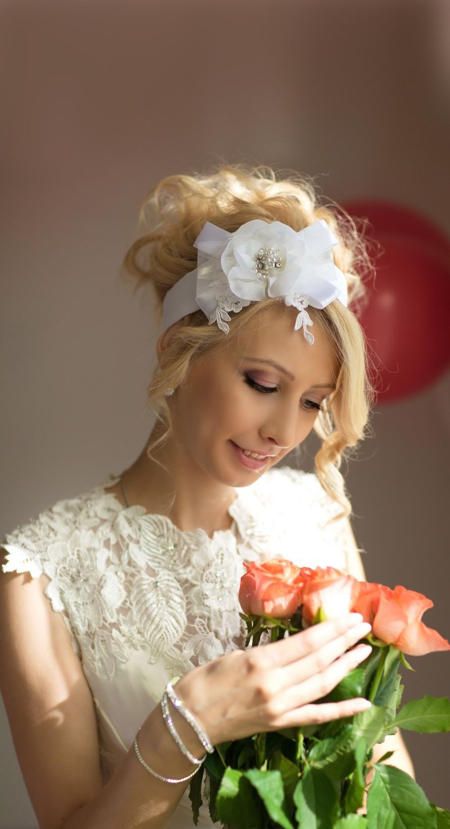 Невеста Евгения - фото 3488595 Стилист-визажист Дарья Ковалева