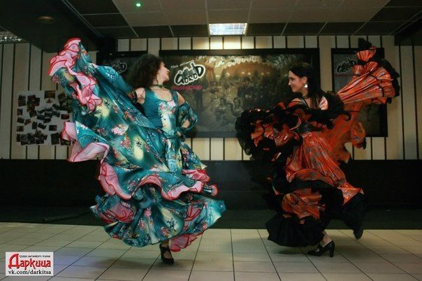 """Ансамбль цыганского танца """"Даркица"""" - фото 3495595 Цыганская шоу-группа """"Ан де Форо"""""""