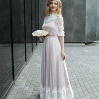 Винтажное свадебное платье, ориентировочная стоимость подобного 27 000 руб.